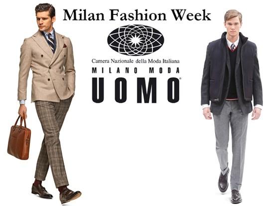 MILANO FASHION WEEK SS2018 MAN